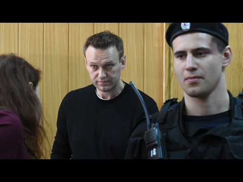 Russia: Putin critic Navalny 'detained' ahead of Moscow protest