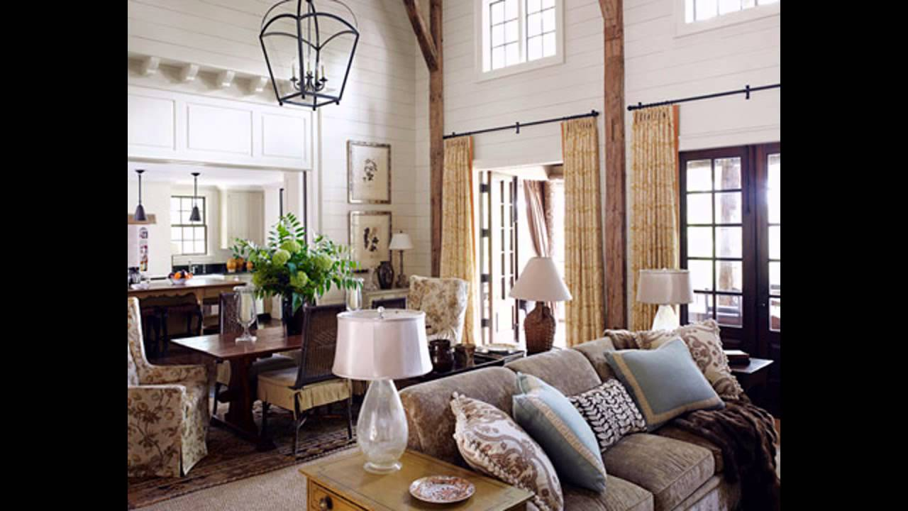 Beautiful Mountain Home Decorating Ideas Youtube