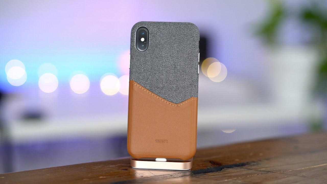 esr slim case iphone xs