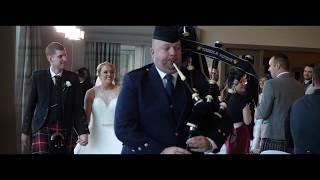 Amanda & Paul Wedding - Meldrum House (29/9/17)