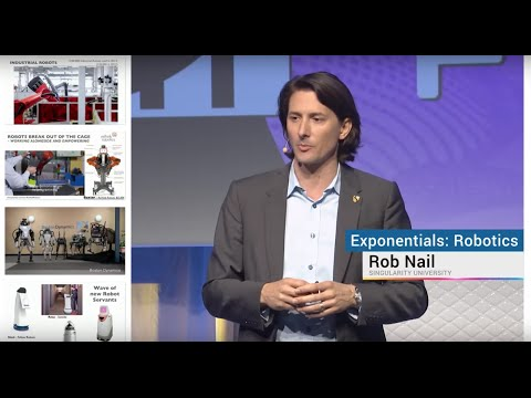 Robotics | Rob Nail | Exponential Finance
