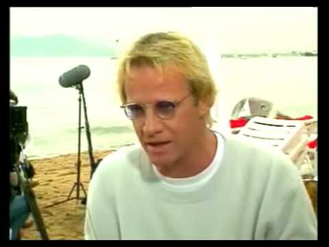 Interview of  Christopher Lambert - Cannes, 1997.avi
