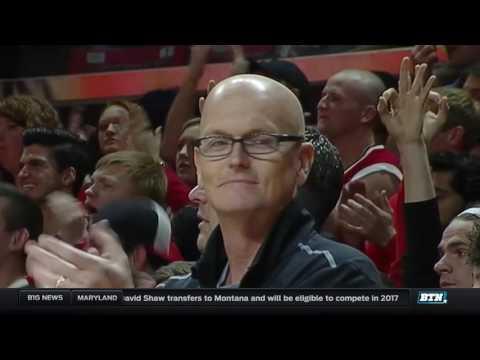Indiana at Maryland - Men's Basketball Highlights
