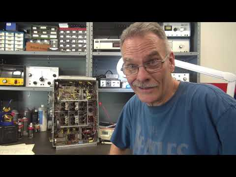 How To Fix Shortwave Radio Weak Receive Antenna RF Coil National NC-173 Part 2
