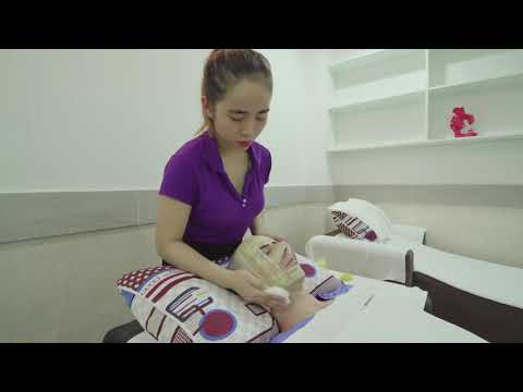 💆 Vietnamese Girl | Full Body Massage | ASMR no Talking