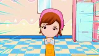 Cooking Mama World Kitchen official trailer