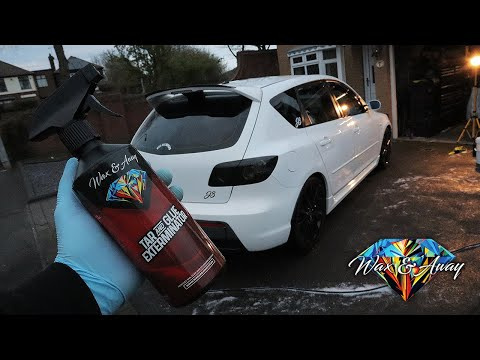 VALETING THE MPS!! *Sick Results!*
