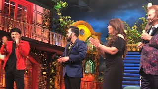 Live from The Kapil Sharma Show