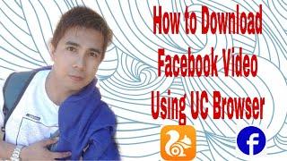 यूसी ब्राउज़र का उपयोग करके फेसबुक वीडियो कैसे डाउनलोड करें screenshot 2