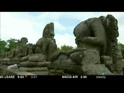 Ancient Hindu Temple Uncovered 1000 years old