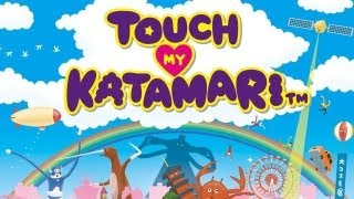 CGR Undertow - TOUCH MY KATAMARI review for PlayStation Vita