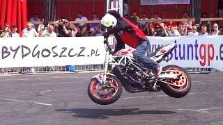 Stunt bikes freestyle tricks | StuntGP 2015 Poland
