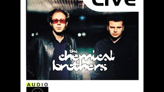 The Chemical Brothers - Three Little Birdies Down Beats (Glastonbury Festival '97)