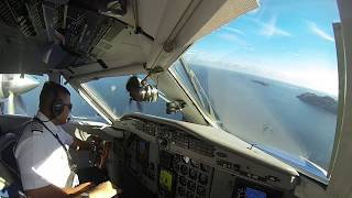 Gambar cover L 410 landing Banda Neira Slowmotion
