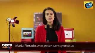 Maria Pintado on RPTV | Radyo Pilipino UK