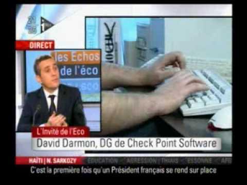 Check Point Software commente les dernières tendances de la sécurité informatique en 2010