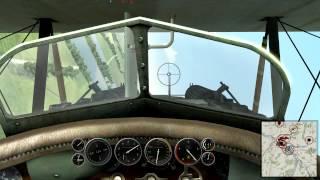Rise of Flight - SPAD 13.C1 Quick Mission