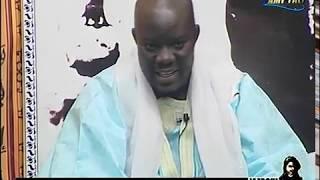 Jazboul Mouride wa keur Serigne Ababacar LO Thiès 02 07 2019 Invité S Mamadou LO