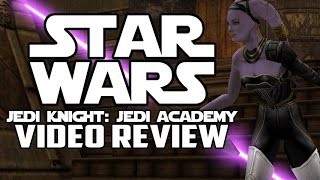 Star Wars Jedi Knight: Jedi Academy PC Game Review
