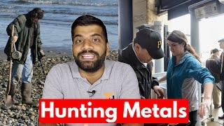 Metal Detectors Explained   Gold Mining, Security Check!!!