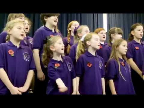 "The Manx Cat from ""The New Chronicles of Mann"" performed by The Manx Children's Choir (107 7670)"