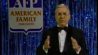1985 American Family Publishers Sweepstaked Ed McMahon TV Commercial