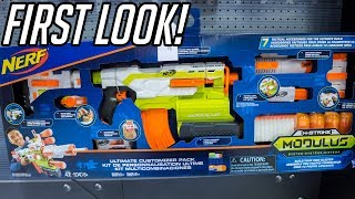 NERF MODULUS DEMOLISHER - First Look at Australian Toy Fair 2018