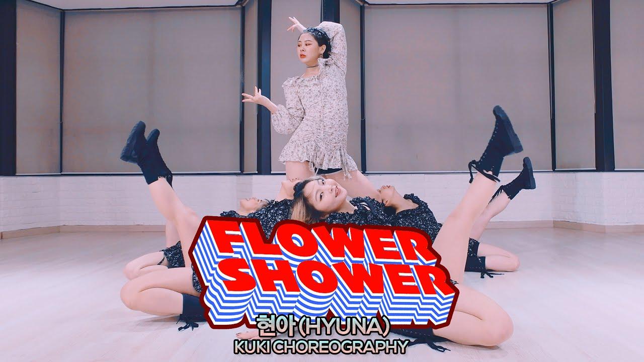 현아(HyunA) - FLOWER SHOWER : KUKI Choreography - YouTubeHyuna 2019 Songs