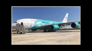 ✯Maior avião do mundo já aterrou em Beja