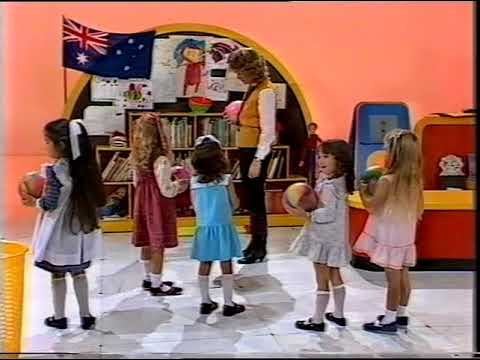Shell on Romper Room (1982-ish)