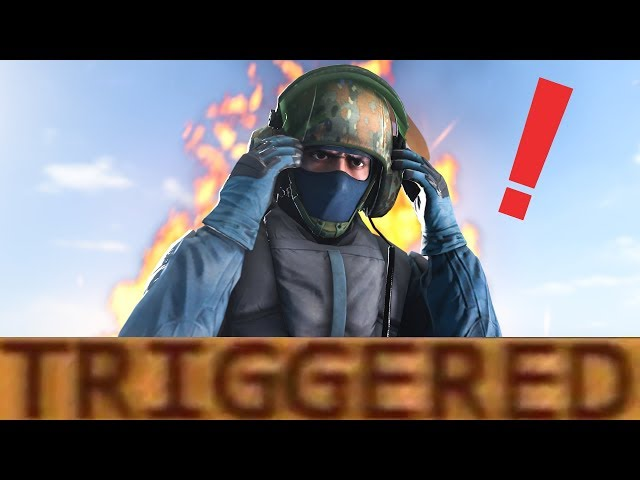 TRY NOT TO GET TRIGGERED (CS:GO)