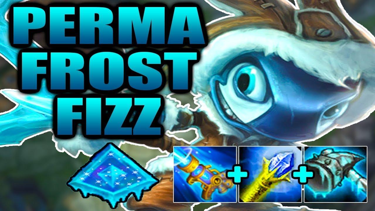 Perma Frost Fizz Build New Rune Glacial Augment Ft Rank 3