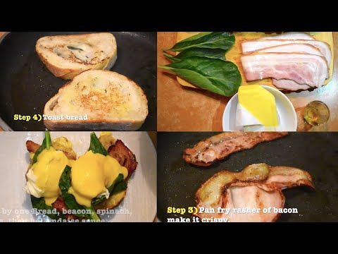 How to make eggs Benedict  |  By it's easy