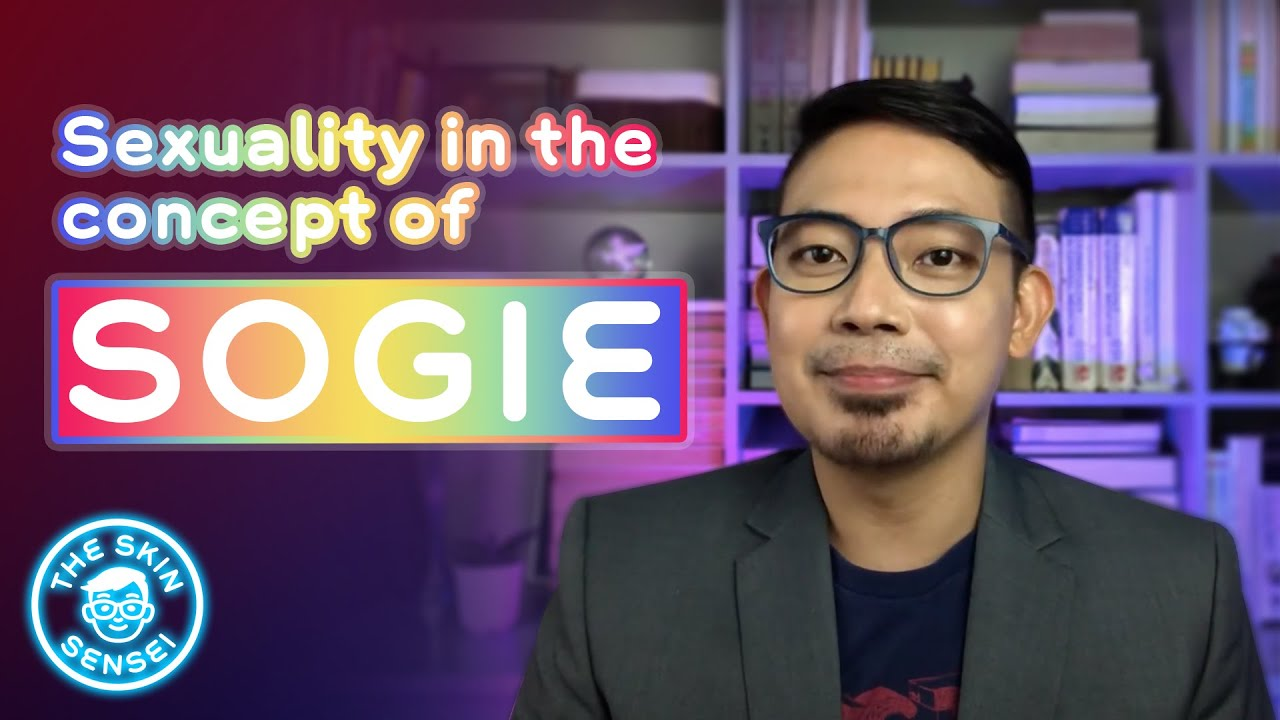 Gay Doctor Explains Basic SOGIE Concepts | The Skin Sensei