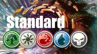 MTG- Standard Deck Tech: 5-Color Door to Nothingness