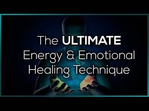 The Ultimate Energy & Emotional Healing Technique
