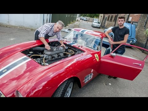 Episode 2: The Ten Million Pound Ferrari - Rust To Riches