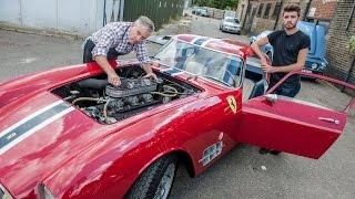Episode 2: The Ten Million Pound Ferrari - Rust To Riches
