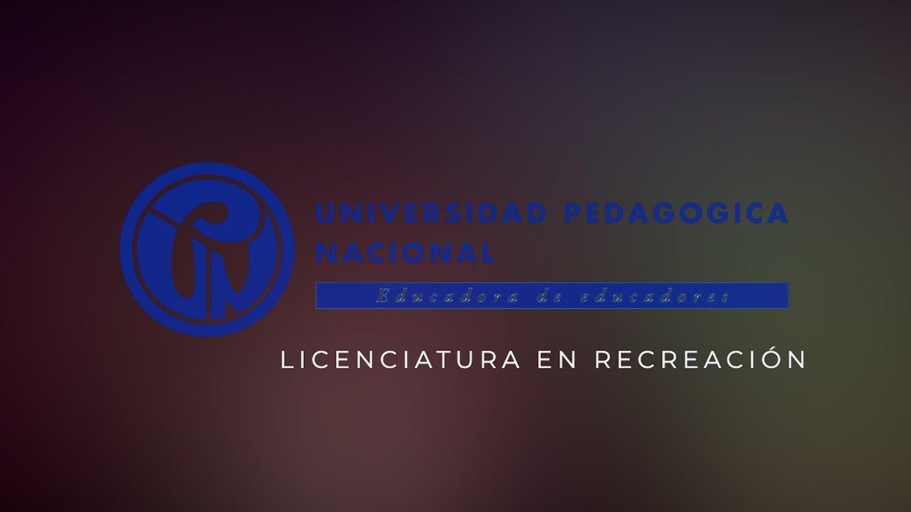 Licenciatura en Recreación durante la pandemia