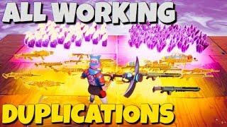*NEW* Fortnite Save The World Duplication Glitch *Working*