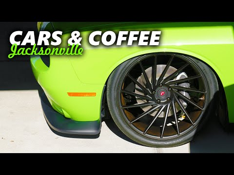Cars & Coffee Cruise In @ The Florida Times Union - Jacksonville, FL - 12/12/2015