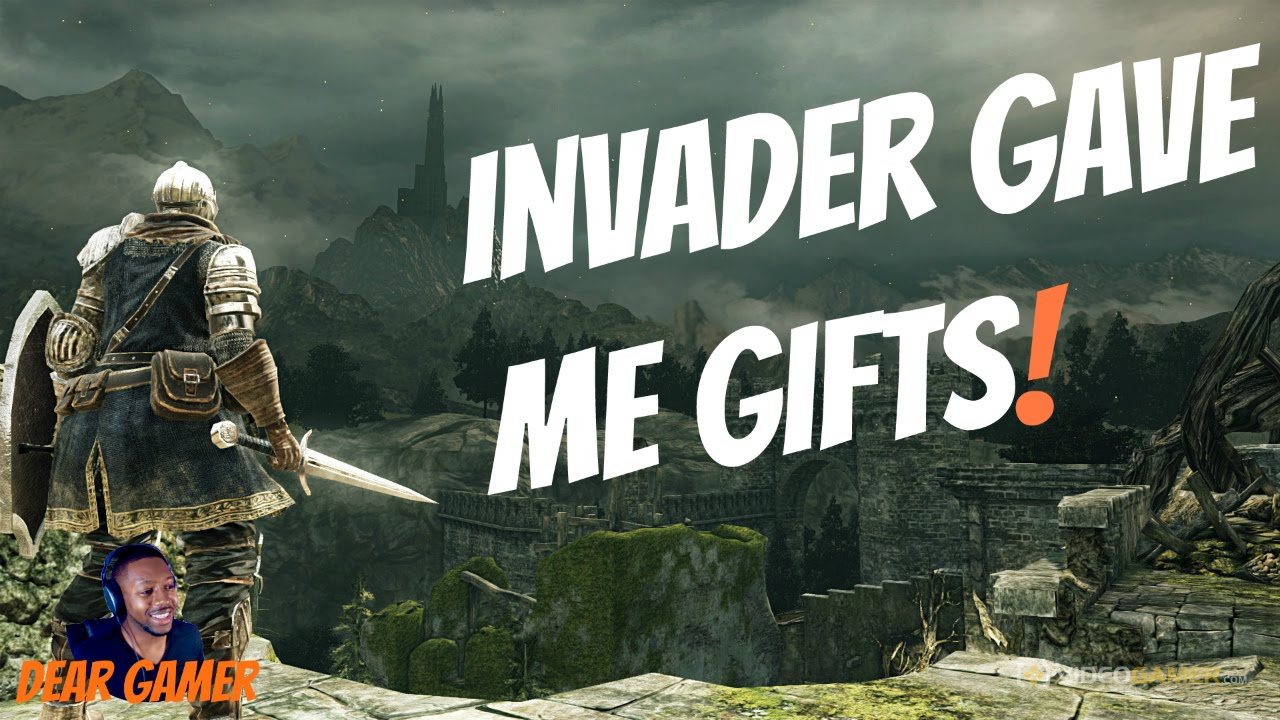 Dark Souls 2 SOTFS ▻ Free Gifts From Dark Invader! #5 - YouTube