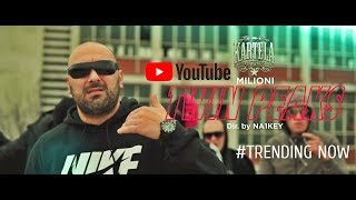 MILIONI - TWIN PEAKS [Official Music Video] (prod. by SHIZO)