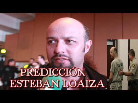 ESTEBAN LOAIZA PREDICCION 2018
