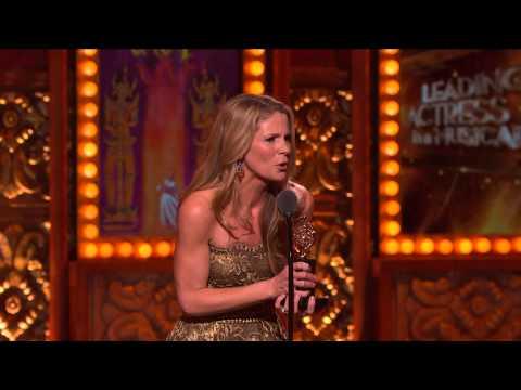 Acceptance Speech: Kelli O'Hara (2015)
