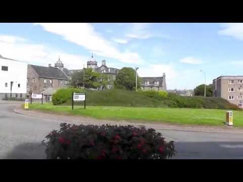 The City of Aberdeen Scotland United Kingdom