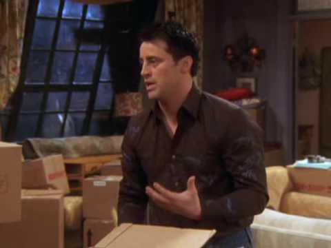 Deleted Scenes Friends Season 10 finale (in some countries its deleted, in others not)