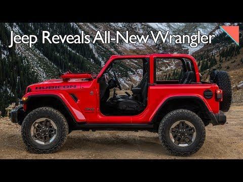New Wrangler, Honda Posts Mixed Earnings - Autoline Daily 2224