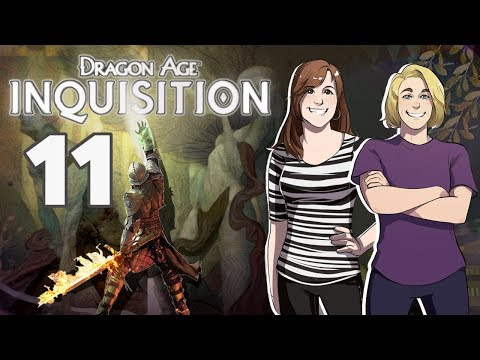 Dragon Age Inquisition #11 | RETURN TO HAVEN
