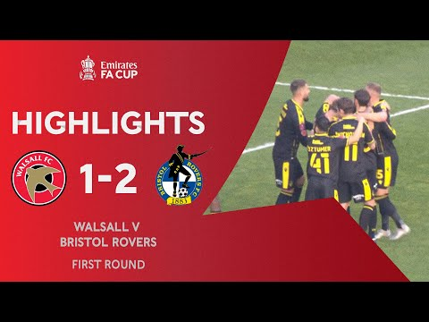 Walsall Bristol Rovers Goals And Highlights